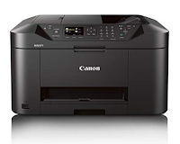 Canon MAXIFY MB2020 Driver Downloads