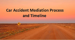 Auto Accident Mediation Process and Timeline