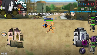 Download Naruto Senki Storm Mod ID by Ridwan Apk