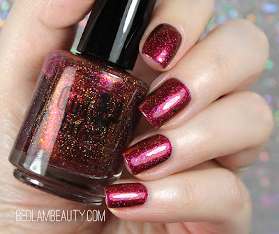 Girly Bits Red Sky at Night