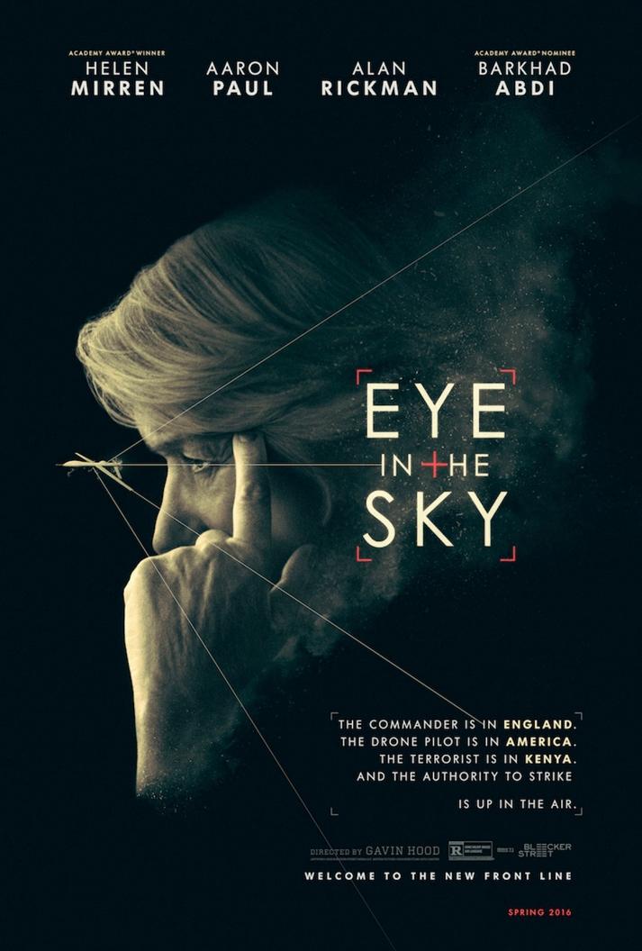 Poster: Espías desde el cielo