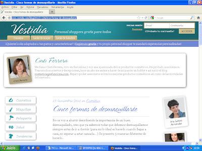 ¿Conoces Vestidia? - Blog de Belleza Cosmetica que Si Funciona