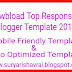 Download Top Responsive Blogger Template 2019 - in Hindi