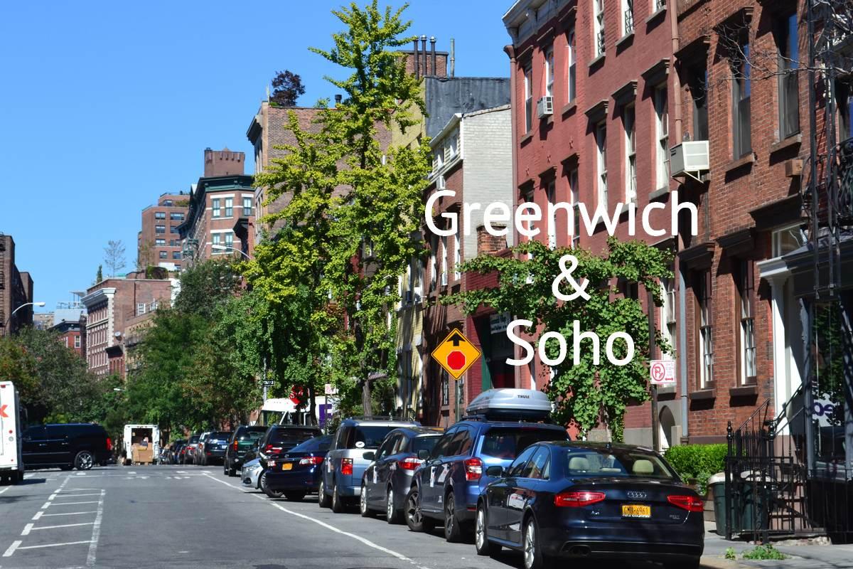 Balade de Greenwich à Soho