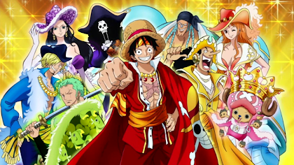 One Piece Episódio 845