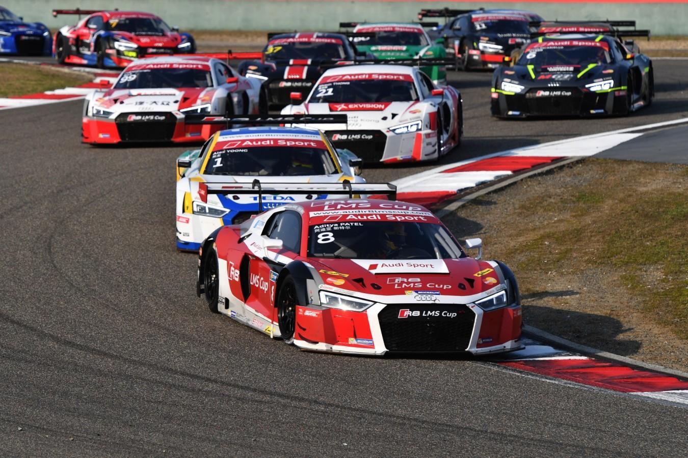 MotoringMalaysia Motorsport Audi R LMS Cup Starts At Sepang - Audi r8 lms