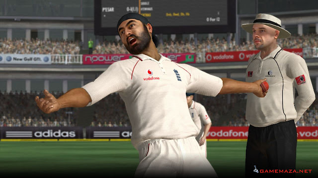 Ashes Cricket 2009 Gameplay Screenshot 2