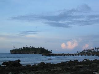 Visitindonesia; Miangas Island, I Of The Outer Islands Of Indonesia Inward Due East Nusa Tenggara