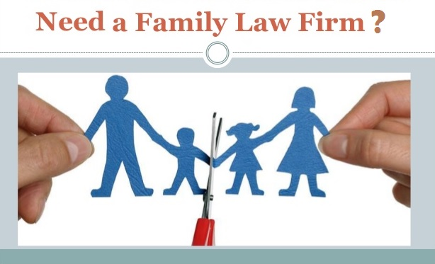 Family Law Firm Services