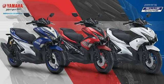 Yamaha-AEROX-155vva