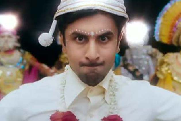 Entertainment World: Ranbir Kapoor in Barfi