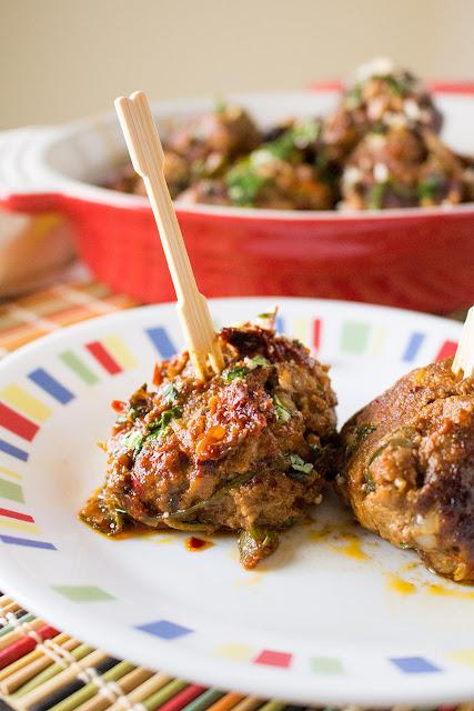 Albondígas - Spanísh Meatballs – Recípe