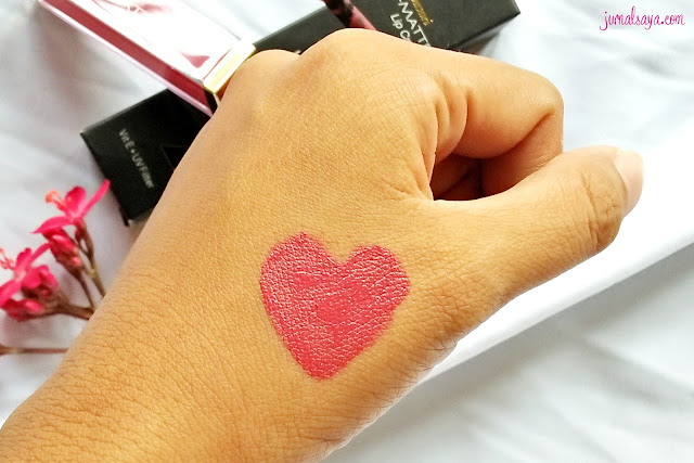 swatch lip cream purbasari