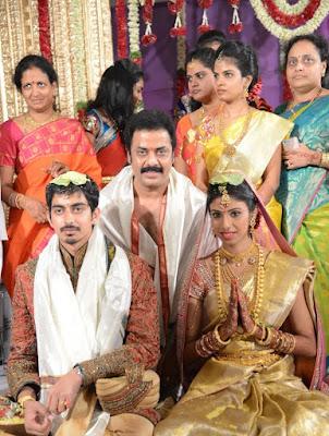 Raja_Ravindra_Daughter_Marriage