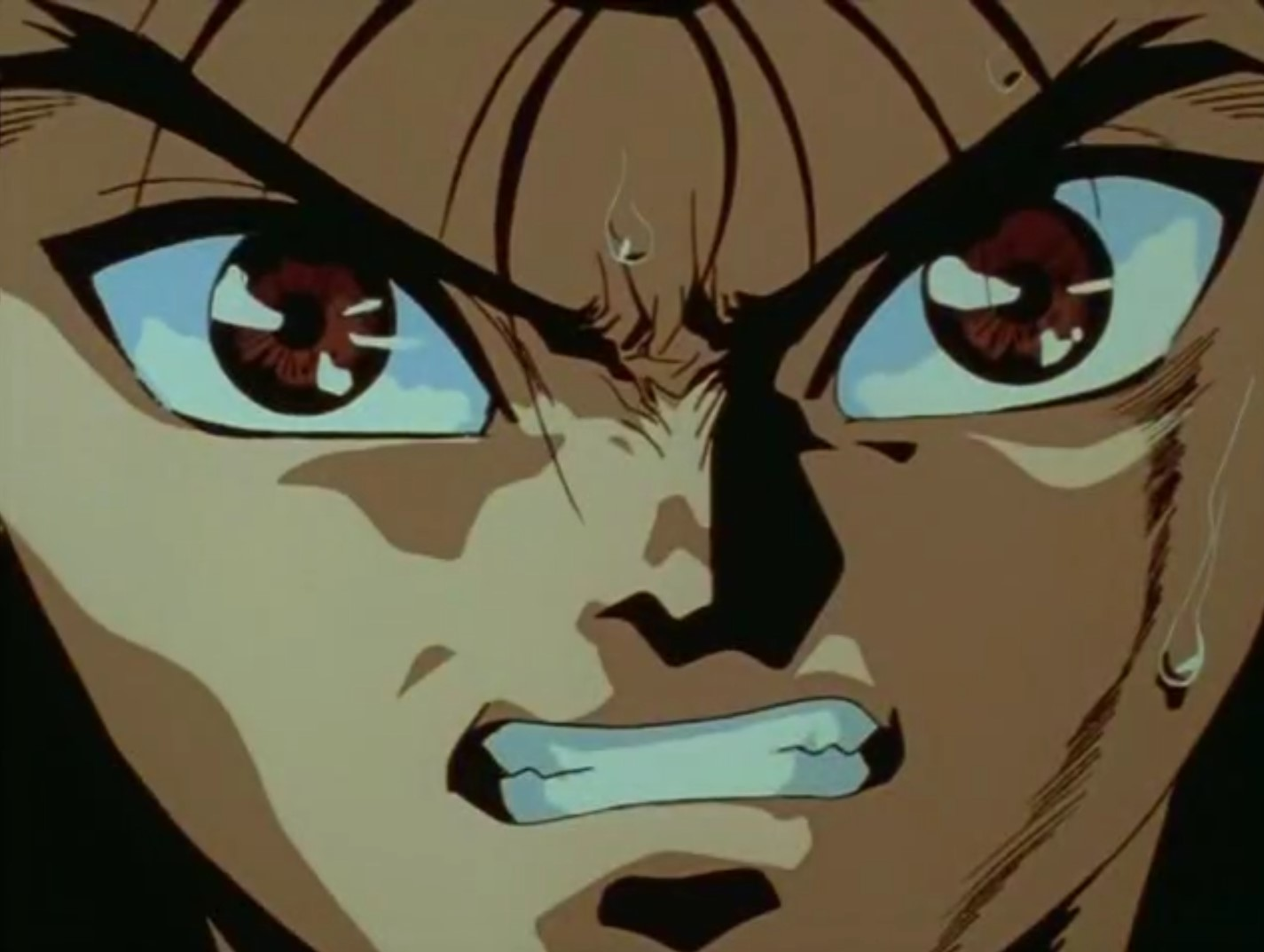 Yu Yu Hakusho Dublado: Episódio 86 – A Dura Batalha de Yusuke
