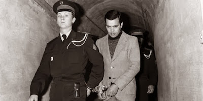 Hamida Djandoubi, the last prisoner executed in France
