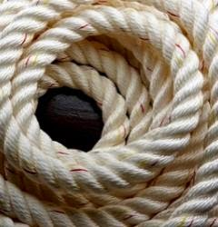 coiled rope from spiritual mechanics of diabetes blog