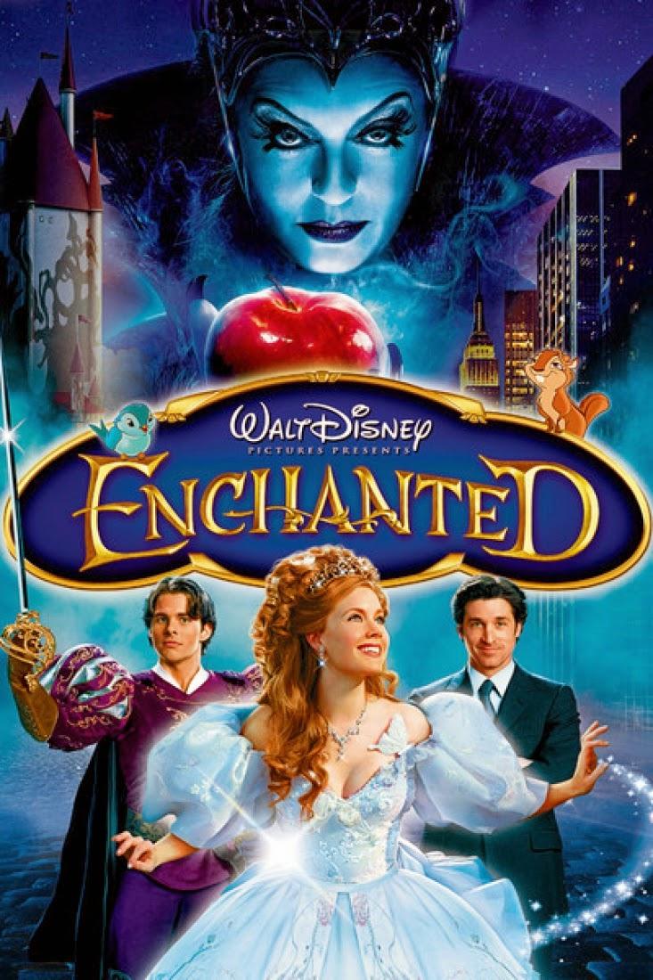 Pensuasion: E is for EnchantedEnchanted Idina Menzel Animated