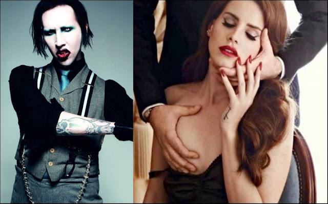 Lana Del Rey nude rape scene