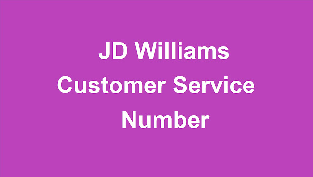 JD Williams Customer Service