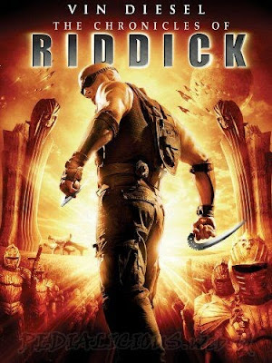 Sinopsis film The Chronicles of Riddick (2004)