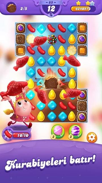 candy crush friends saga hile apk