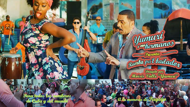 Yumurí y sus Hermanos - ¨Rumba pa'l bailador¨ - Videoclip - Director: Moisés Valle (Yumurí). Portal Del Vídeo Clip Cubano