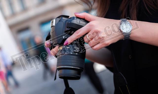 cara mengatur kamera DSLR - TipeKamera.com