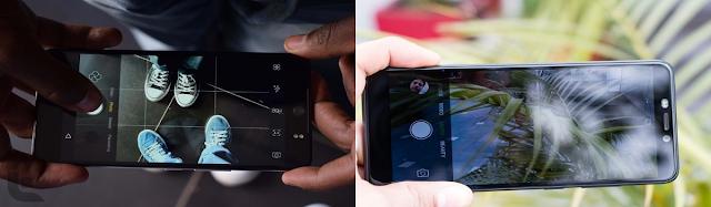Tecno Camon CX vs Infinix Hot S3 - Camera
