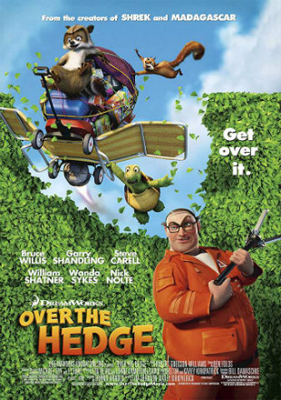 Over The Hedge 2006 Dual Audio BRRip 720p Hindi English