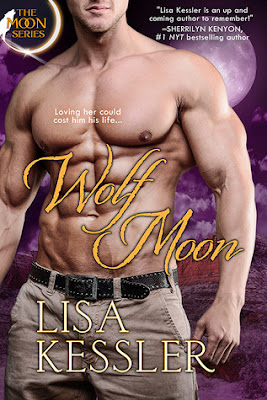 Bea's Book Nook, Review, Wolf Moon, Lisa Kessler