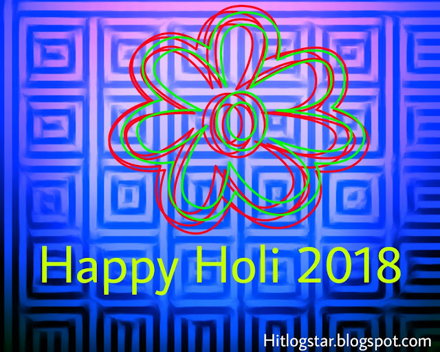 Wishing Happy Holi