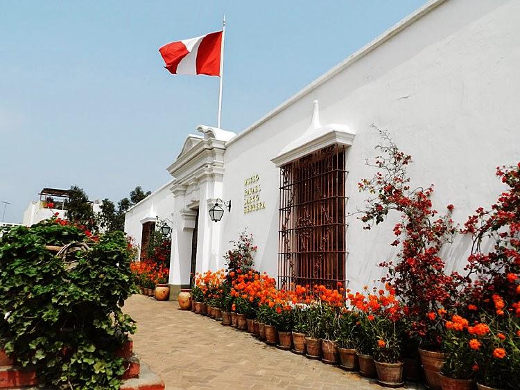 Museu Larco Herrera Lima Pontos Turísticos