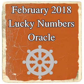 February 2018  Lucky Numbers Libra, Scorpio, Sagittarius, Capricorn, Aquarius