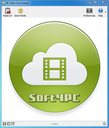 4k Video Downloader 3.6.0.1760 + Crack