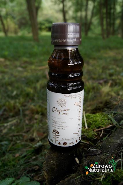 Olejowe Smaki - Olej z wiesiołka