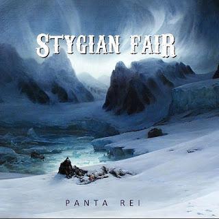 """Ο δίσκος των Stygian Fair """"Panta Rei"""""""