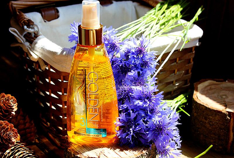 Отзыв: Ультра-увлажняющее масло для тела с маслами макадамии, марули, лумбанги - Bielenda Golden Oils