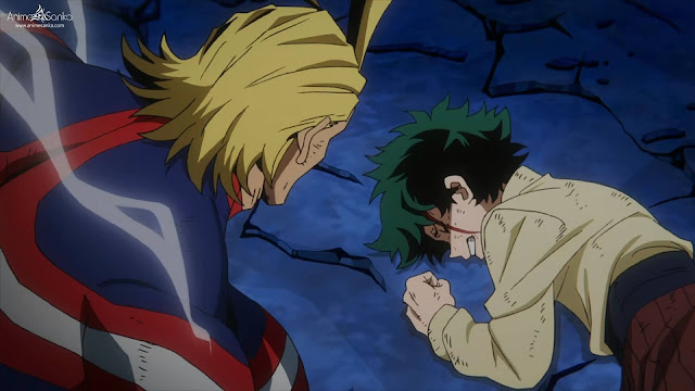 فيلم Boku no Hero Academia Futari no Hero بلوراي مترجم