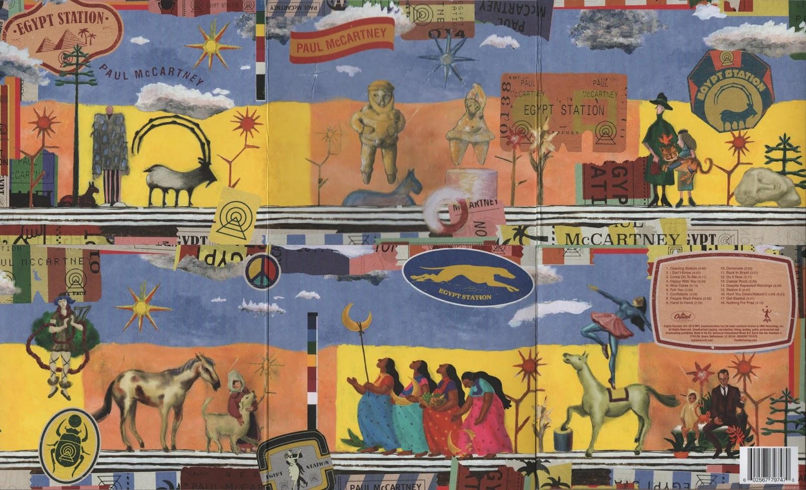 elobeatlesforever: Review: Egypt Station (Paul McCartney)