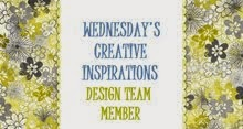 DT Wednesday's Creative Inspirations