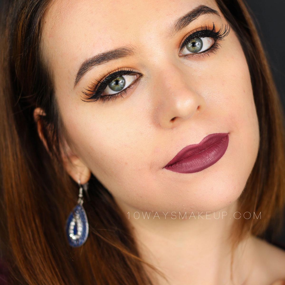 Nabla Kernel Dreamy Matte Liquid Lipstick