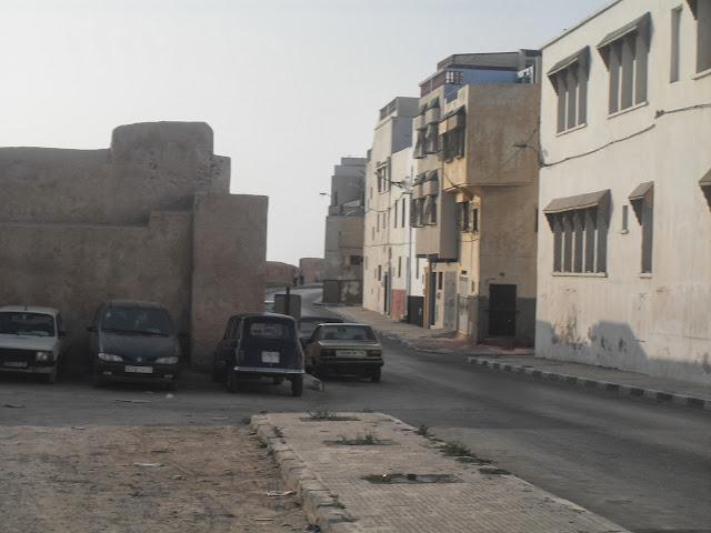 Murallas medina Salé