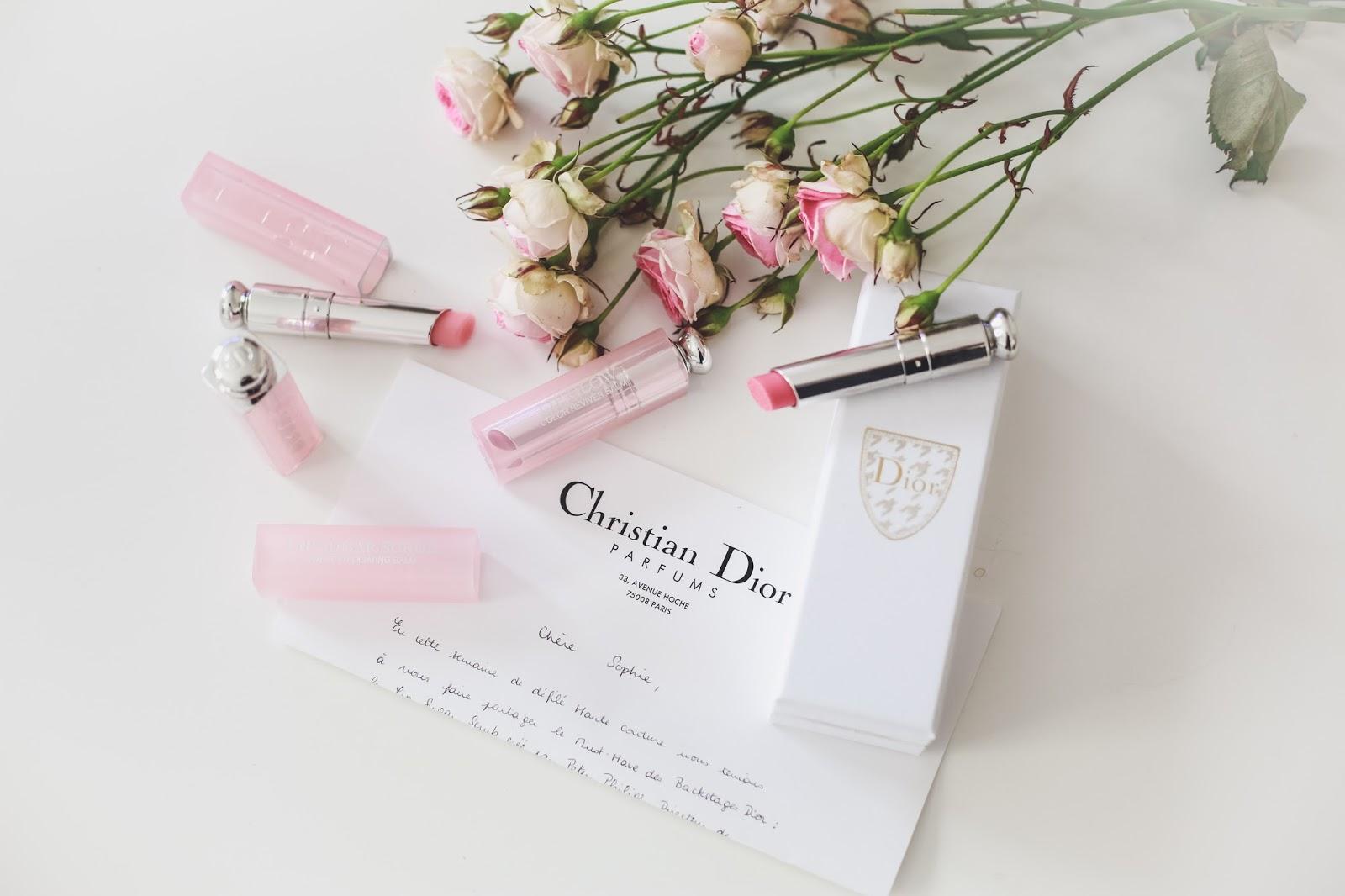 test beauté Dior nouveautés