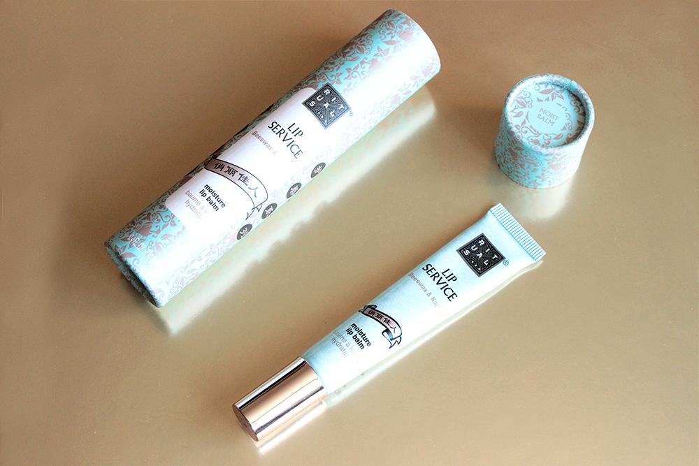 Rituals Lip Service moisture lip balm review || Rituals Lip Service bálsamo hidratante opinión