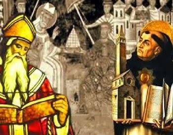 Filosofia Medieval São Tomás De Aquino Santo Agostinho