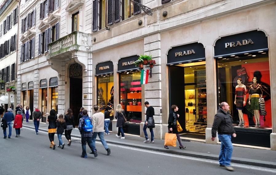 Melhores lojas e ruas para fazer compras em Roma c48c75ca4d958