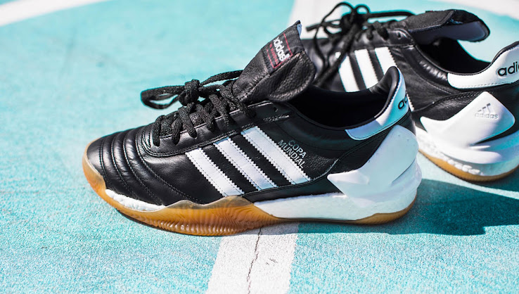 26bada6c8e0061 Adidas Copa Mundial Boost by The Shoe Surgeon Revealed - cheap ...