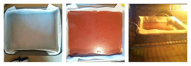 Receta de crazy cake (tarta de chocolate) 02