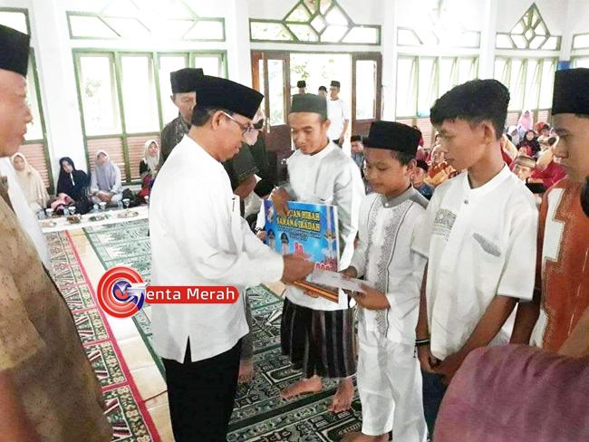 Safari Ramadhan, Wabup Lampura Ajak Elemen Masyarakat  Tingkatkan Kebersamaan